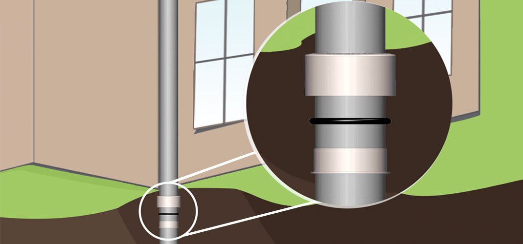 Downpipe Expansion Coupling
